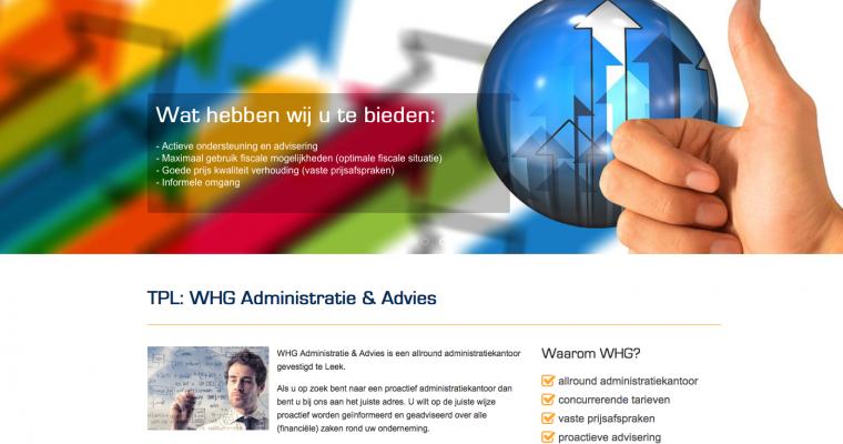 WHG Administratie & Advies